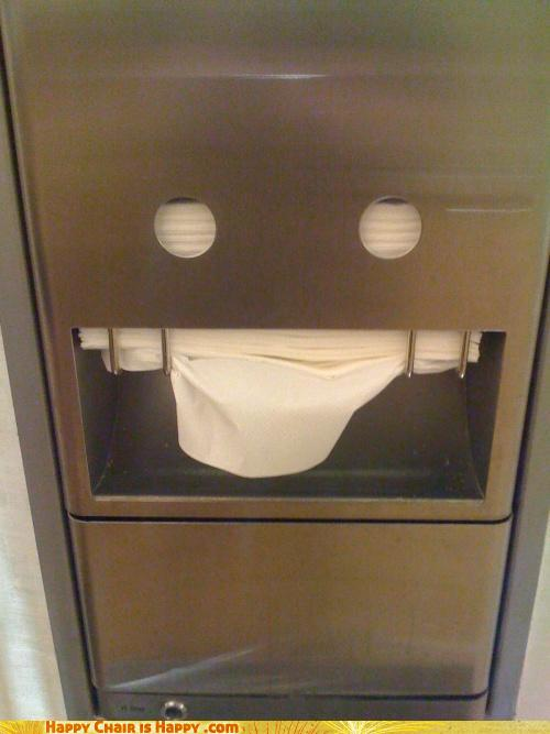 Objects With Faces - How Rude!