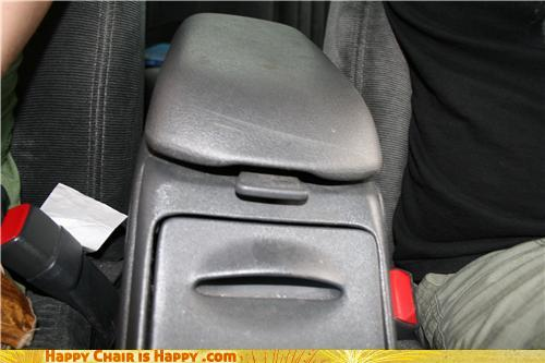 Objects With Faces - Easter Island Head Likes to Travel