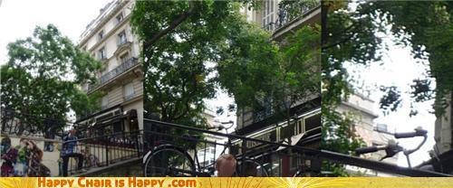 Objects With Faces-Somehow, Somewhere, A Smug Parisian Tree-Woman Is Laughing At Your FAILS