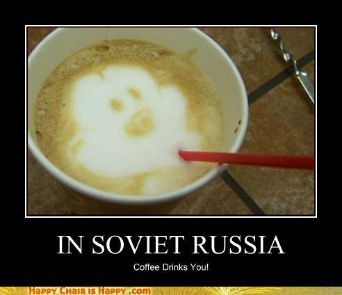 objects with faces-IN SOVIET RUSSIA