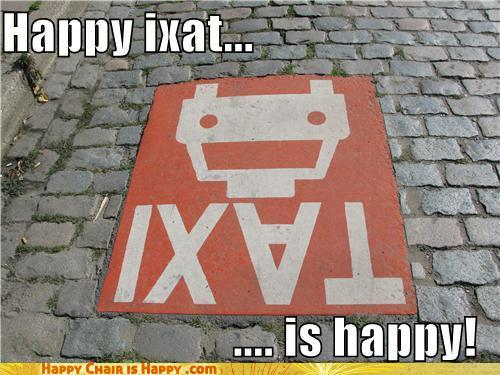 Objects With Faces-Happy ixat is happy!