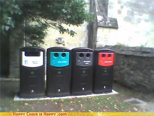 Objects With Faces-These Are Not The Bins You Are Looking For