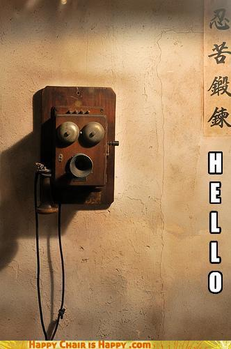 Objects With Faces-HELLO