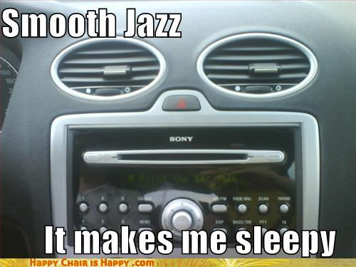 Objects With Faces-Smooth Jazz Makes Me Sleepy