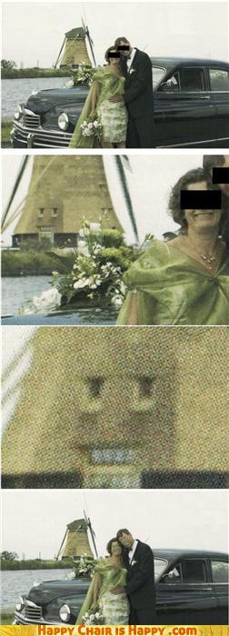 Objects With Faces-Smarmy Windmill Is Crashing Your Wedding