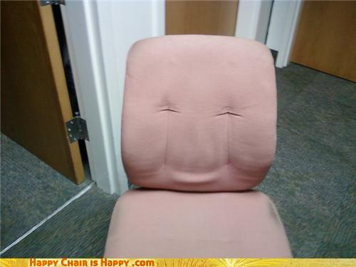 Objects With Faces-Happier Chair is Happier Than Your Happy Chair