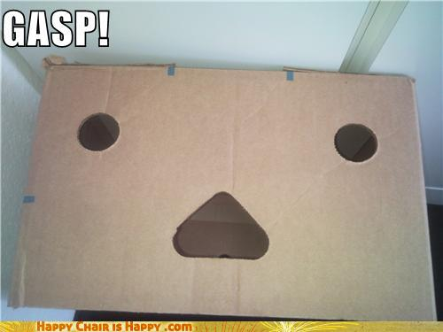 objects with faces-GASP!