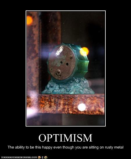 Objects With Faces-OPTIMISM