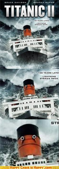 Objects With Faces-Titanic 2 Knows Its Fate
