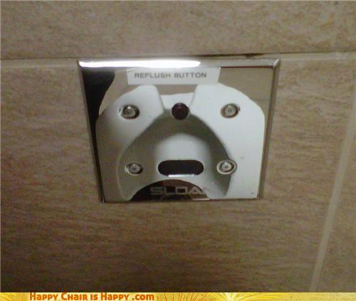 Objects With Faces-Oh Please, No! Not Again!