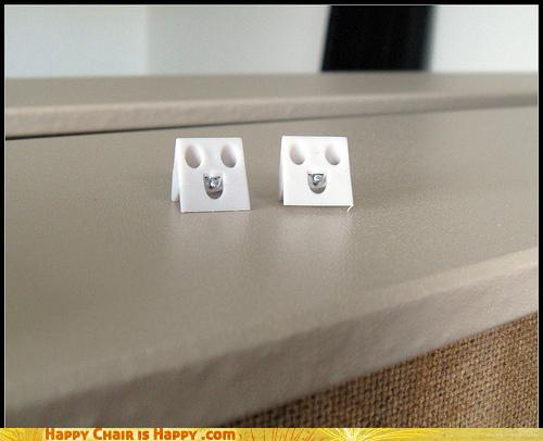 objects with faces-IKEA Components Can't Believe How Long You Took to Assemble That Dresser