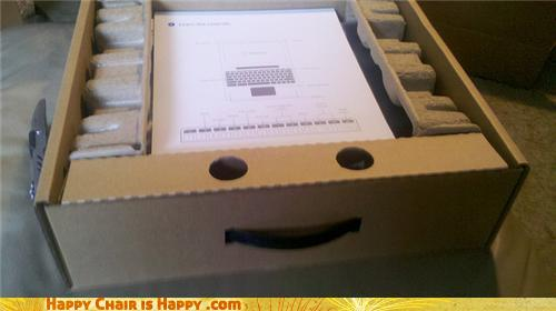 objects with faces - Happy Box is Excited for Your Unboxing!