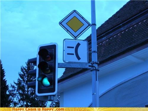 objects with faces-Sad Sign Hates Spending Life on His Side